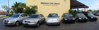 German Car Depot | Volkswagen, Audi, Mercedes Benz, BMW, Mini - A few cars we have for sale .