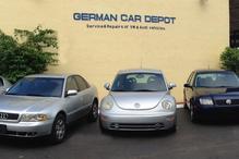 German Car Depot   Volkswagen, Audi, Mercedes Benz, BMW, Mini - A few cars we have for sale .