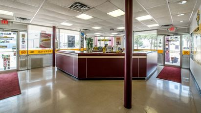 The Auto Shop - Welcome to our reception area