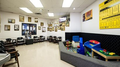 The Auto Shop - Welcome to our waiting room