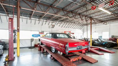 The Auto Shop - Our alignment center