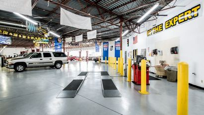 The Auto Shop - Another part of our service area
