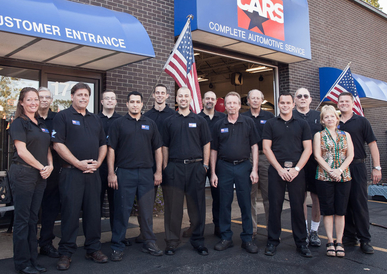 CARS of America - Your CARS of America service team.