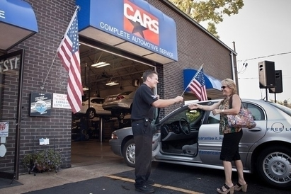 CARS of America - Keep your day moving with our free loaner cars.