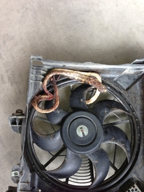 G. T. Service Center - The complaint was, My A/C isn't working.