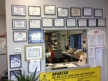 Spartan Automobile Care Center